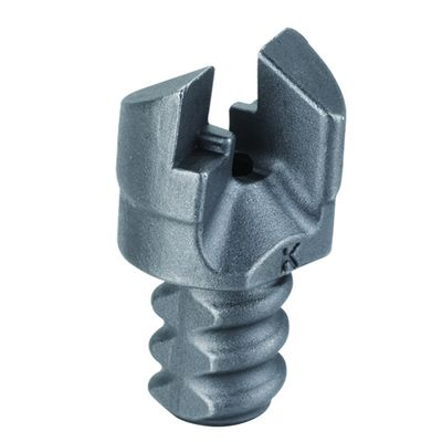 China Drilling bit 1045 carbon steel investment casting parts silicon casting supplier