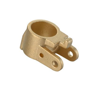 China OEM alloy copper investment castingraw casting machining fuse power part supplier