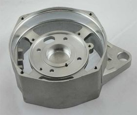 China Raw casting surface treatment casting small aluminum parts / body part supplier