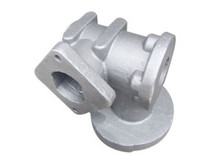 China OEM raw casting machining carbon steel investment casting with shell mould supplier
