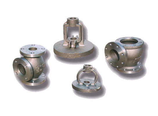 China Carbon steel investment casting centrifugal pump parts / industrial metal casting supplier