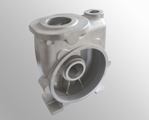 China Custom made pump parts casting investment pitcher pump parts supplier