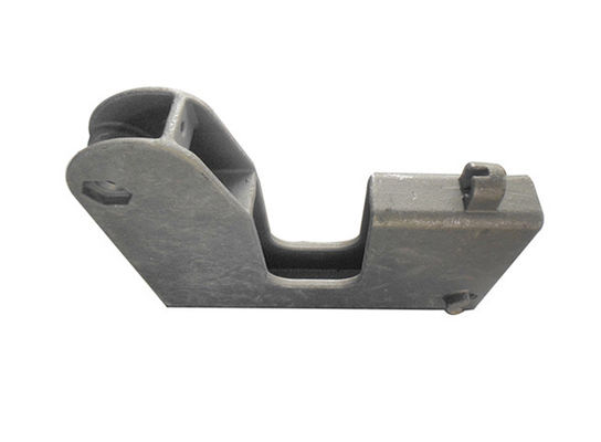 China Bracket 8620 carbon steel automotive investment castings heat treatment supplier