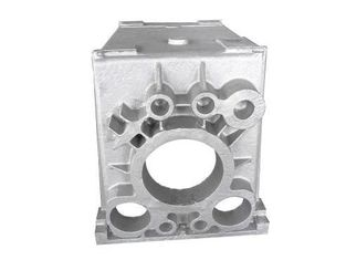 China Heat treatment body  sand casting parts raw casting machining supplier