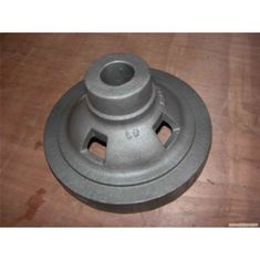 China Big plug metal casting sand parts / carbon steel investment casting supplier