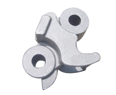 China lampstand part  1045 carbon steel investment casting parts silicon casting supplier
