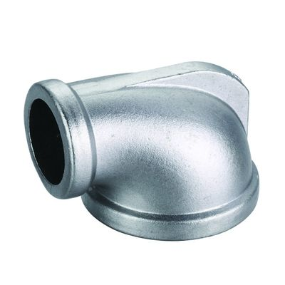 China Steel investment castings exhaust gas recirculation joint for automobile supplier