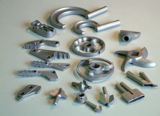 China Investment casting raw stainless steel casting parts machining supplier