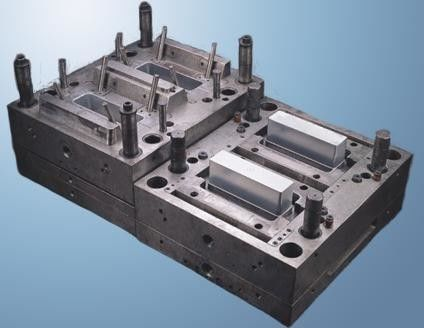 China Manual Injection Mold Tooling for plastic parts / plastic injection tools supplier