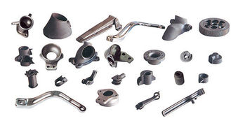 China Off - gas parts sand casting parts raw casting machining heat treatment supplier