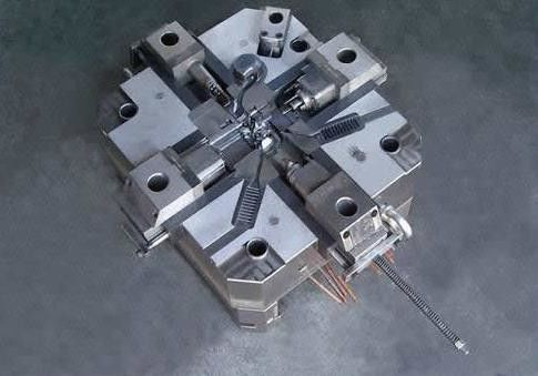 CNC machining plastic injection moulding tools for investment