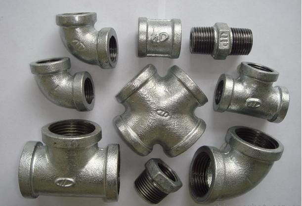 Zinc plating heat treatment sand casting stainless steel