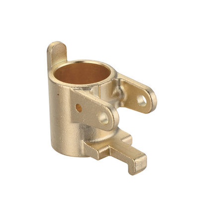 China TS16949 Copper alloy investment casting metal die cast for power system distributor