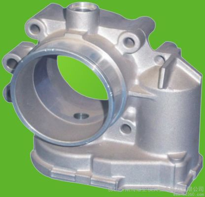 China Connector grave aluminium die casting parts / die cast aluminum distributor