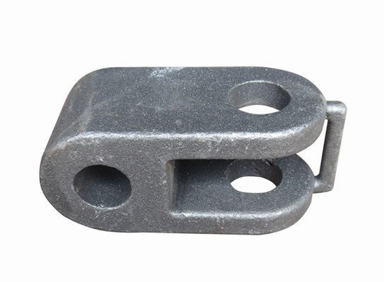 China Heat treatment ductile iron casting clamp part for clamp things factory