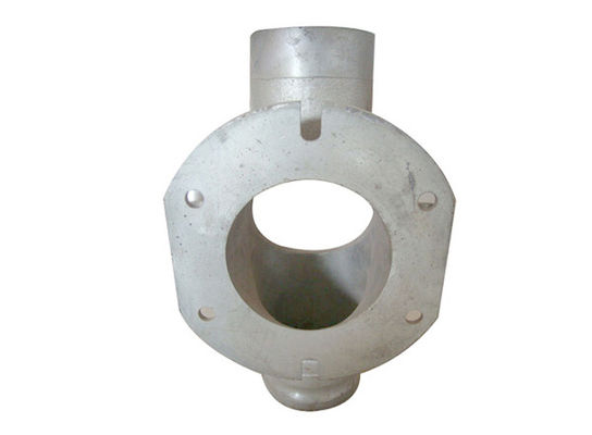 China 1045 16MnCr5 carbon steel lost wax investment casting / wax metal casting factory