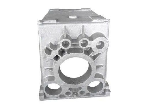 China Heat treatment body  sand casting parts raw casting machining factory