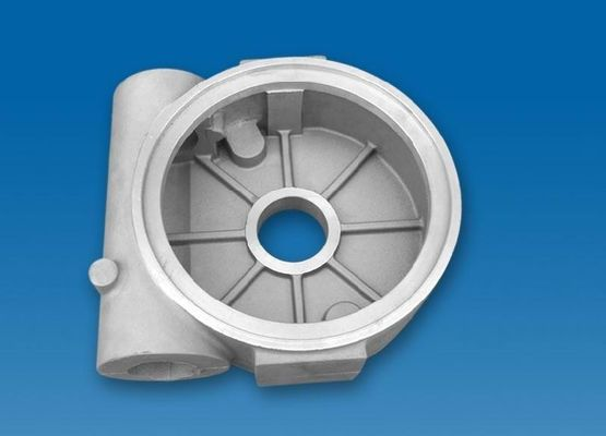 China Turbine body 304 sand casting parts with carbon steel material factory
