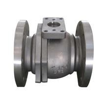 China Valve sand casting parts stainless steel 304 zinc plating factory
