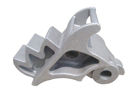 China cap part  1045 carbon steel investment casting parts silicon casting factory