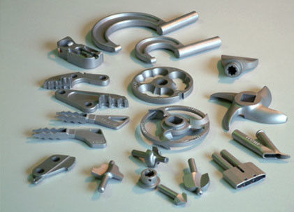 China Investment casting raw stainless steel casting parts machining factory