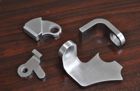 China Hook parts stainless steel casting parts machining industrial metal casting factory