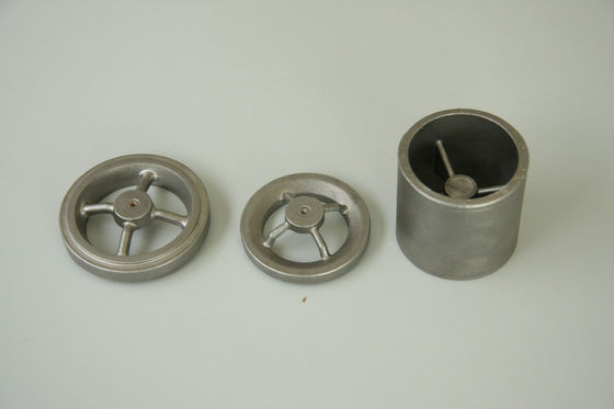 China Bushing stainless steel investment castings parts / wax metal casting distributor