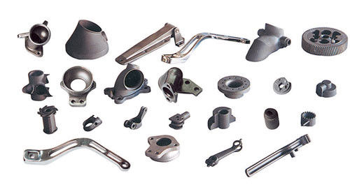 China Off - gas parts sand casting parts raw casting machining heat treatment factory