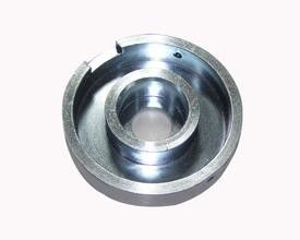 China OEM polishing cnc machining part / cnc precision parts according to drawing distributor