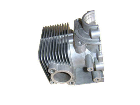 China OEM aluminium die casting engine body  , die casting aluminium alloys distributor